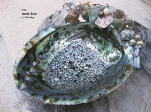 Abalone Shell Tray