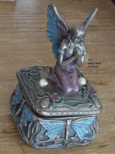 Colorful Fairy Angel Box