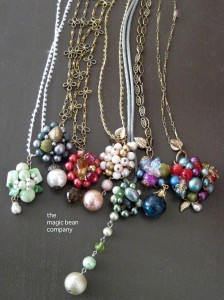 Jewels.Clusternecklaces